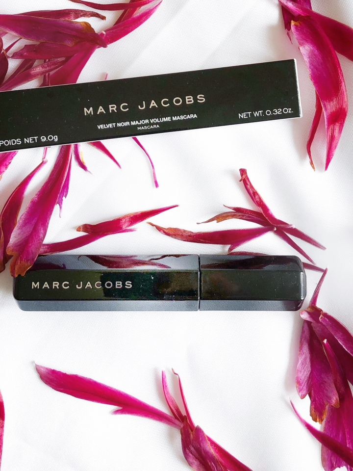 A very intense, non-waterproof mascara from MarcJacob
